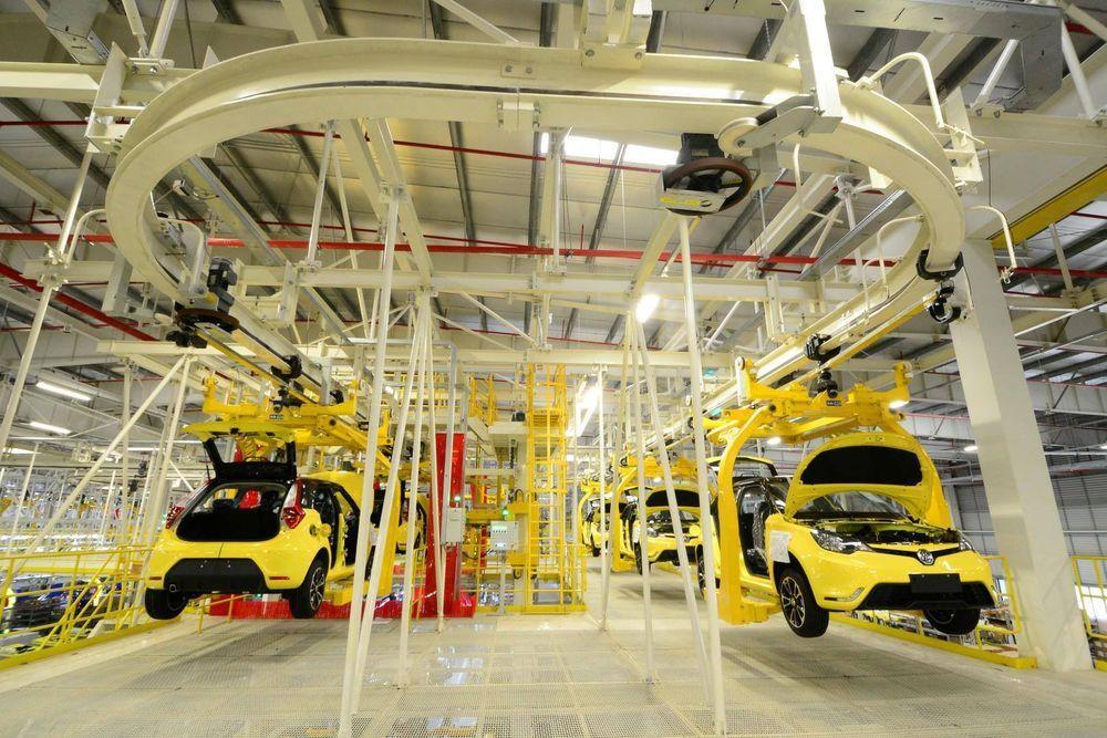 """""""MG"""" จ่อเสนอรัฐบาลอุดหนุนรถยนต์ไฟฟ้า หลังพอใจผลการทดสอบสมรรถนะ"""