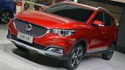 MG ZS รถเอสยูวีรุ่นใหม่เตรียมลุยตลาดเมืองจีน
