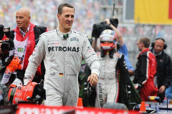เศร้า! Michael Schumacher อาจกลายเป็นเจ้าชายนิทรา