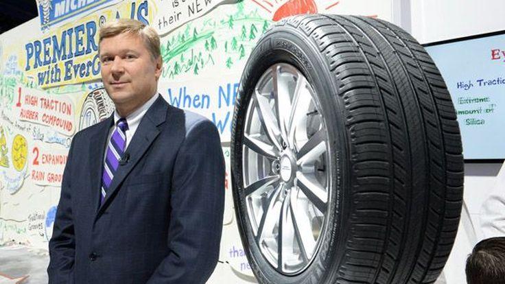 """Michelin เปิดตัวยางนวัตกรรมใหม่ """"ยิ่งนานยิ่งเกาะถนน"""" ใช้ได้กว่า 96,000 กม."""