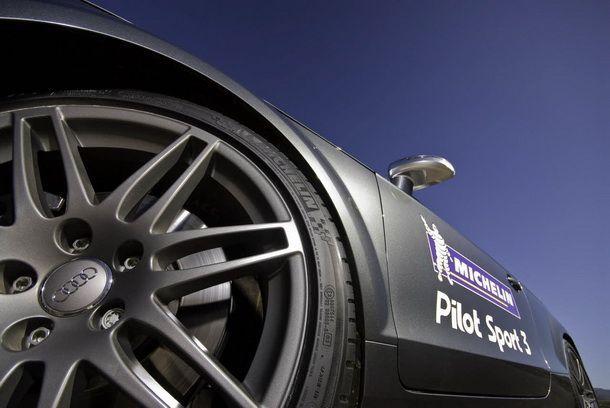 MICHELIN Pilot Sport 3  ยางของคอสปอร์ต   ทดสอบจริงทั้งในถนน และบนสนาม