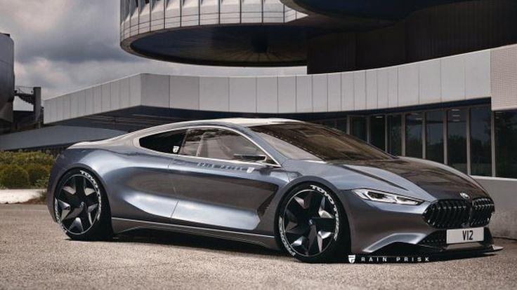 ไอเดียดี ! ชมภาพการออกแบบ BMW M8 เวอร์ชั่นขุมพลัง V12 วางกลาง ในฝันของเหล่านักสะสมซูเปอร์คาร์