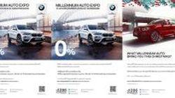 [PR News] 'MILLENNIUM AUTO EXPO' กระหน่ำแคมเปญ ที่สยามพารากอน และ ไอคอนสยาม