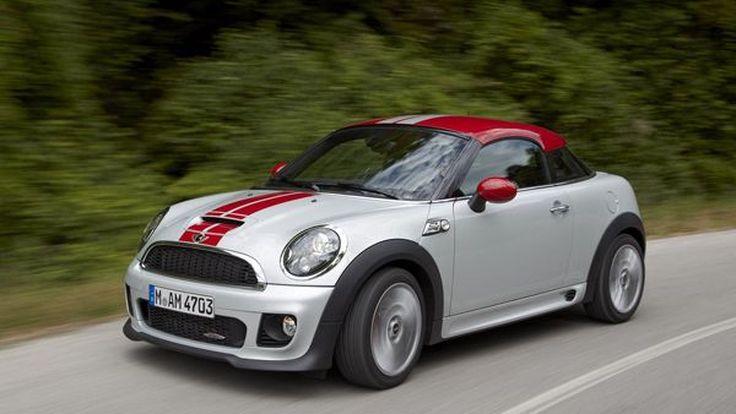 "MINI ส่อหั่น Coupe และ Roadster ทิ้ง ก่อนเปิดตัว ""รถสปอร์ต"" รุ่นใหม่"