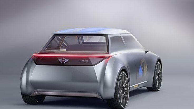 MINI คอนเฟิร์มแผนการผลิตรถพลังไฟฟ้าในอีก 2 ปี