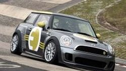 MINI E Race รถไฟฟ้าคันแรก บนสนาม Nürburgring กับความเร็วสูงสุด 187 กม./ชม.