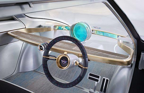 MINI เตรียมชิมลางรถพลังไฟฟ้าด้วยการเผยโฉมรุ่นต้นแบบที่แฟรงค์เฟิร์ต