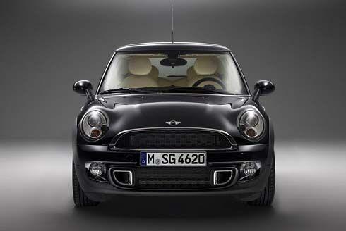 MINI Goodwood ออกแบบโดย Rolls-Royce มีนัดเปิดตัวที่ Auto Shanghai 2011