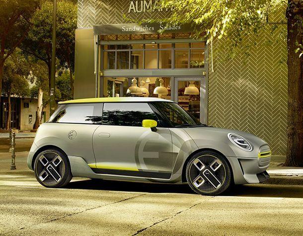 ยอดขายชะลอตัว MINI อาจหันไปทำรถยนต์พลังงานไฟฟ้าเต็มตัว