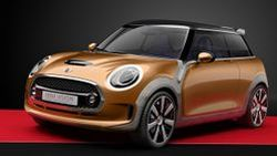 "MINI เปิดตัวรถต้นแบบ ""Vision"" ถ่ายทอดความงามสู่ 2014 Cooper"