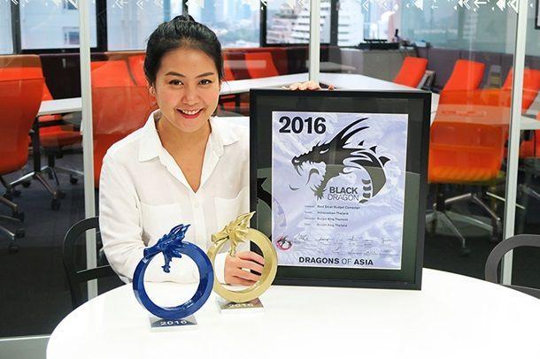 เอ็มอินเตอร์แอคชั่น คว้า Best of Thailand จาก PMAA Dragons of Asia เป็นสมัยที่ 3