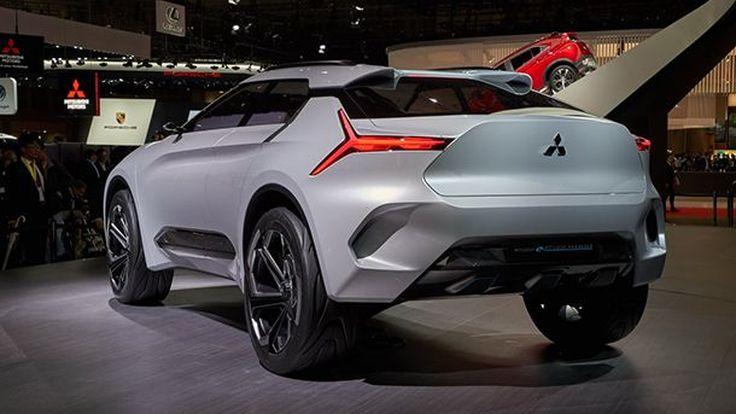 "Mitsubishi เปิดกลยุทธ์ใหม่ ""Ambition to Explore"" ปรับปรุงแบรนด์ขนาดใหญ่"