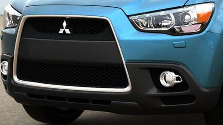 Mitsubishi ASX รถ Compact Crossover คู่หูคู่ฮา RVR ลงดำรอบคันตะลุยยุโรป