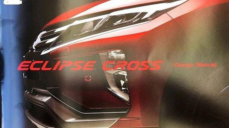 เผยภาพหลุดโบรชัวร์ Mitsubishi Eclipse Cross จ่อเปิดตัวญี่ปุ่นปลายปี