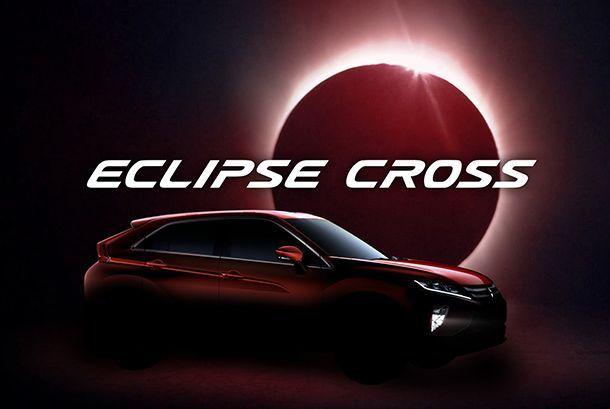 """รถเอสยูวีรุ่นใหม่ของ Mitsubishi จะใช้ชื่อ """"Eclipse Cross"""""""