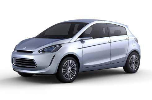 Mitsubishi Eco Car Concept มาปลายปีหน้า เปิดจองต้นปี 2555 หวังฟัน 2 หมื่นคันต่อปี