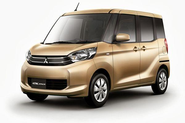 Mitsubishi eK Space รถราคาประหยัด ตัวถังสั้น-เล็ก-สูงโย่ง