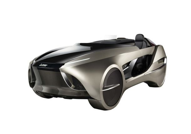 Mitsubishi Electric เตรียมเผยโฉม EMIRAI 4 Concept รถต้นแบบสู่อนาคต