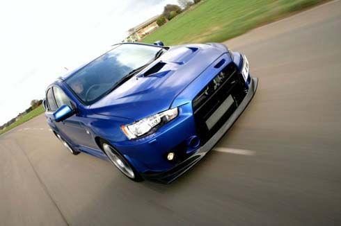 มาแน่! Mitsubishi EVO XI ปี 2014 ระบบดีเซลไฮบริด ทายาทตัวแรง EVO X