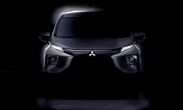 Mitsubishi ปล่อยภาพทีเซอร์ชุดแรก Expander ก่อนเปิดตัวอินโดนีเซีย
