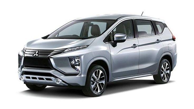เผยโฉมตัวเต็ม Mitsubishi Expander รถเอ็มพีวีขนาดเล็ก 7 ที่นั่ง