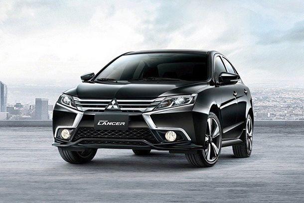 เผยโฉม Mitsubishi Grand Lancer สำหรับตลาดจีนและไต้หวัน