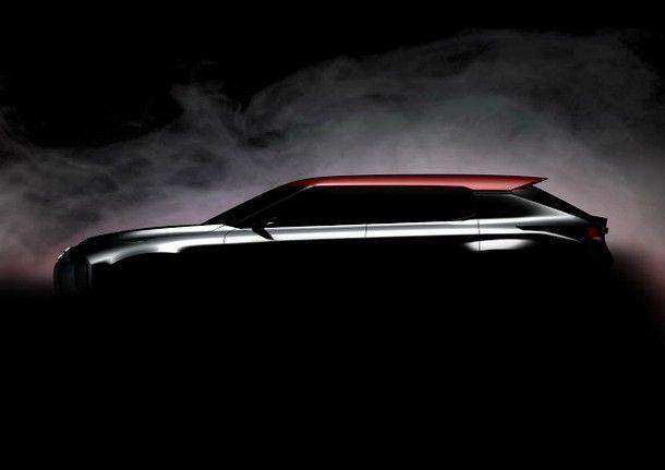ภาพแรก Mitsubishi Ground Tourer SUV Concept รถอเนกประสงค์ไซส์ใหม่ ที่ใช้พื้นฐานเดียวกับ Outlander