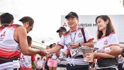 [PR News] นักวิ่งกว่า 2,300 คน ร่วมวิ่งการกุศล ในงาน มิตซูบิชิ มอเตอร์ส มินิมาราธอน ครั้งที่ 1