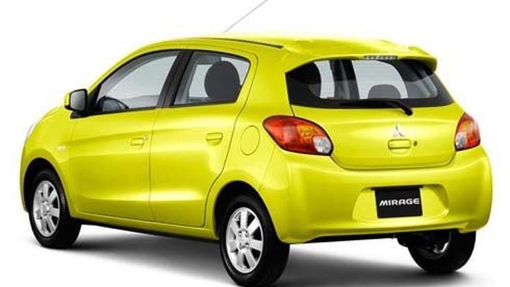 Mitsubishi เริ่มผลิต Mirage Eco Car พร้อมเคาะราคาโดนใจเริ่มต้นที่ 3.8 แสนบาท
