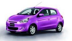 Mitsubishi Mirage Bloom Edition รุ่นพิเศษ พร้อมรายงานยอดขายมิราจ 1 ปี เกือบ 50,000 คัน