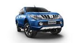 Mitsubishi ส่ง Triton เพิ่มออพชั่น เกียร์แมนนวล 8.44 แสนบาท และเกียร์ออโต้ 8.89 แสนบาท