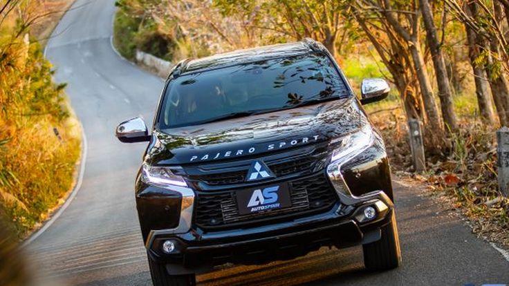 Mitsubishi Pajero Sport รุ่นพิเศษ Elite Edition 2019 เปลี่ยนเพื่อความแตกต่าง