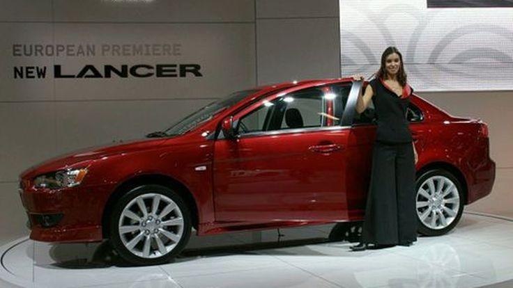 Mitsubishi เตรียมผลิตรถซีดานรุ่นใหม่บนพื้นฐานเดียวกับ Renault-Nissan