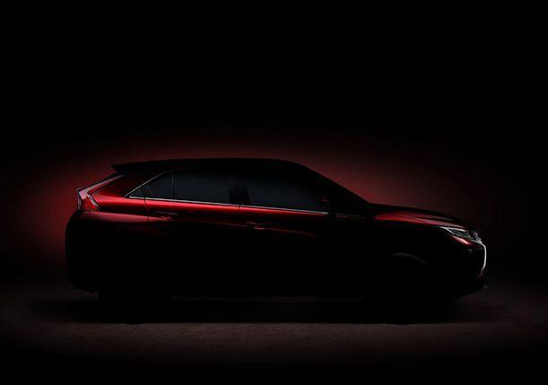 Mitsubishi เผยทีเซอร์รถเอสยูวีรุ่นใหม่ก่อนเปิดตัวเดือนมีนาคม