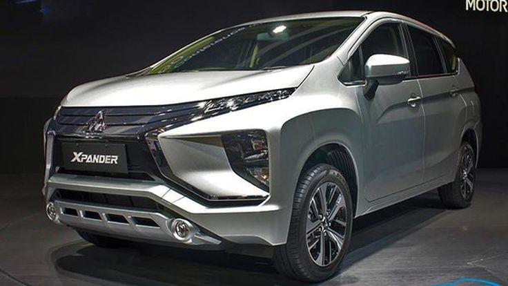 เหลียมจัดมาเลย เปิดตัว Mitsubishi Xpander บนเวทีอินโดนีเซีย มอเตอร์โชว์