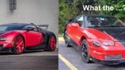 มันไม่ใช่นะ! เมื่อ Mitsubishi 3000GT พยายามเนียนให้เป็น Bugatti