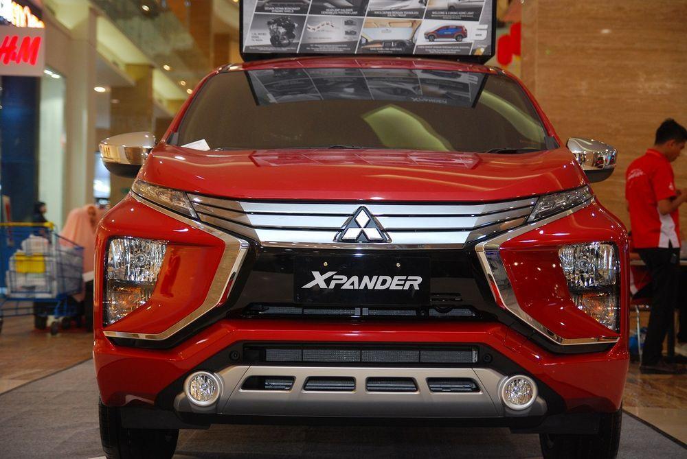Mitsubishi คาดตลาดรถยนต์ปีนี้สดใส พร้อมเปิดตัวมิตซูบิชิ เอ็กซ์แพนเดอร์ กลางปี