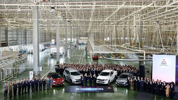 MITSUBISHI คอนเฟิร์มขอส่งเสริมการลงทุนปลั๊กอินไฮบริด-รถยนต์ไฟฟ้า