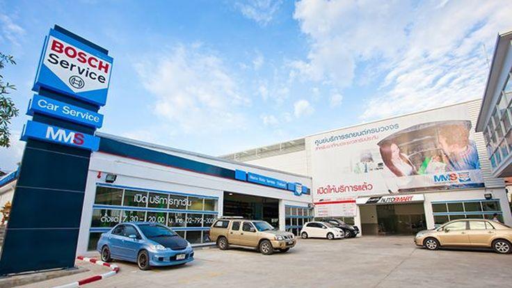 MMS Bosch ขยายสาขารองรับตลาดรถยนต์ ผ่านครึ่งปีรายได้ฉลุยเกิน 50%