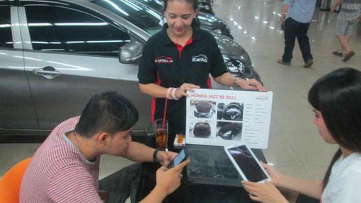 Mobil123.com – Thaicar.com เดินเกมรุกระบบซื้อ-ขายรถออนไลน์ในอาเซียน