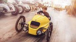Morgan EV3 Junior รถของเล่นพลังไฟฟ้าสุดแนว