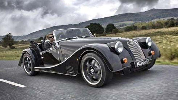 Morgan Plus 8 รถยนต์นั่งเครื่องยนต์ V8 ที่เบาที่สุดในโลก มีคิวเปิดตัวที่เจนีวา