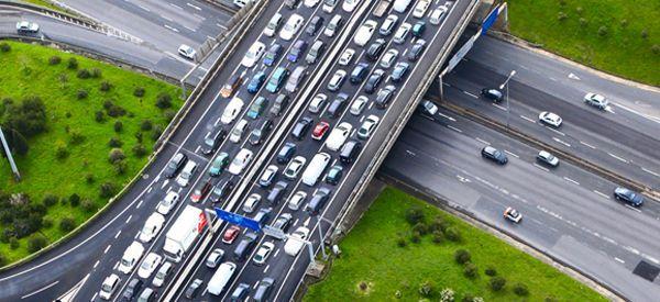 เผยกรุงมอสโกคว้าแชมป์รถติดที่สุดในโลก กรุงเทพฯ ไม่ติดโผ!