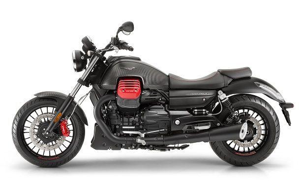 Moto Guzzi Audance Carbon งานอาร์ตเศรษฐีเสริมพาร์ทคาร์บอน
