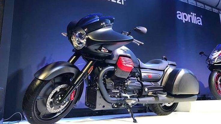 Moto Guzzi MGX-21 ปราการลอยฟ้าเปิดตัวในไทยเคาะราคา 1.545 ล้านบาท