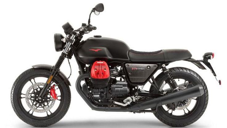Moto Guzzi V7 III Carbon ความคลาสสิกจากอิตาลี ผลิตเพียง 1,921 คันเท่านั้น