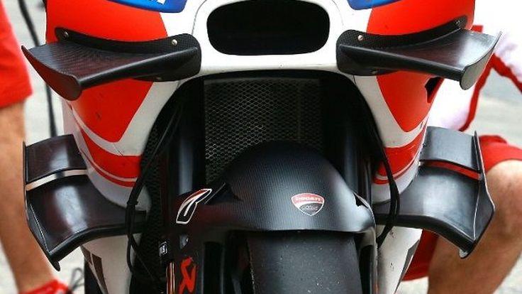 คณะกรรมการการแข่งขัน MotoGP ชี้แจงรายละเอียดการแบนปีกแอร์โรวฯ ในฤดูกาลหน้า
