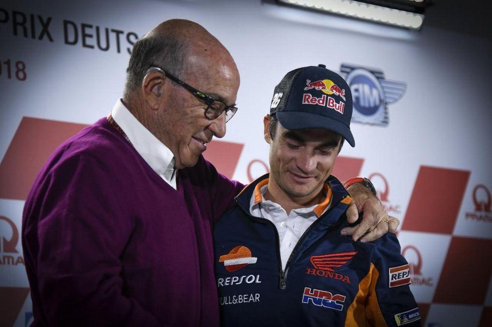 [MotoGP] ดานิ เปโดรซ่า ประกาศอำลาวงการแข่งมอเตอร์ไซค์แล้ว