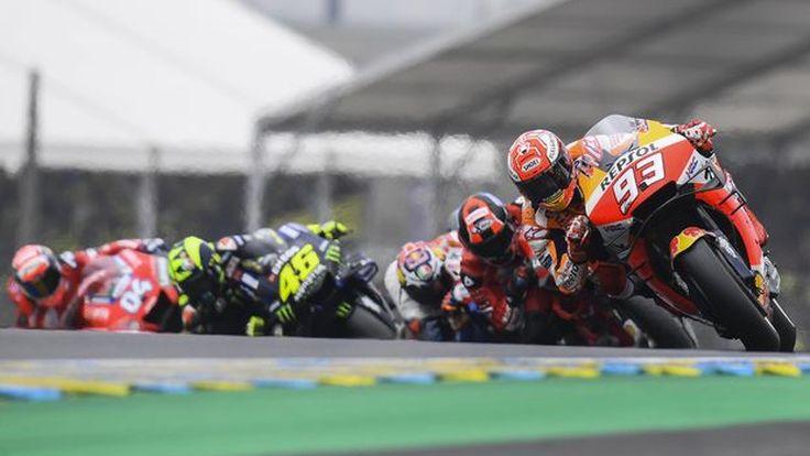 [MotoGP] มาเกซ คว้าชัยชนะรุ่นใหญ่ครั้งที่ 300 ให้กับทีมโรงงาน Honda หลังเอาชนะที่สนามเลอมังส์