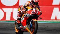 [MotoGP] Marquez มาวินตามเคย ตามด้วยรินส์และบียาเลส ด้านพ่อหมอทิ่มหลังอมยิ้ม หวิดร่วงคู่